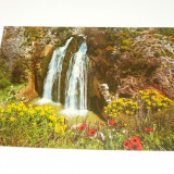 Cascada Tachana - Natura - Israel - anii 1960 - necirc. - 2+1 gratis - RBK9897
