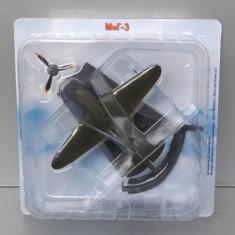Avion Mikoyan-Gurevich MiG-3, Avioane De Legenda - DeAgostini Rusia - Macheta Aeromodel