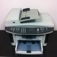 Imprimanta multifunctionala HP M1522n+doua cartuse, DPI: 1200, Retea