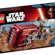 Vand Lego Star Wars 75099 Rey's Speeder, sigilat, 193 piese, 7-12 ani