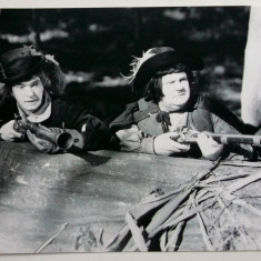 CARTE POSTALA STAN SI BRAN Stanley Laurel Oliver Hardy IN FRA DIAVOLO **, Necirculata, Printata