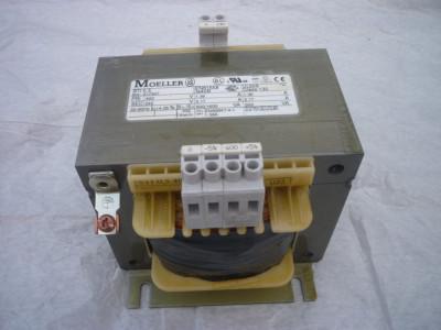 TRANSFORMATOR MONOFAZAT 500VA, CIRCUIT PRIMAR 400V , SECUNDAR 230V foto