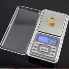 Cantar electronic bijuterii, numismatica 200 g, precizie 0.01 - Cantar bijuterii