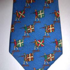 Cravata matase CHANEL 100% originala, Culoare: Multicolor, Vacanta