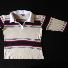 Bluza Tommy Hilfiger ; marime L, vezi dimensiuni exacte; stare foarte buna - Bluza dama Tommy Hilfiger, Marime: L, Culoare: Din imagine, Maneca lunga, Bumbac