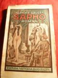 A.Daudet - Sapho - trad. George B.Rares ,ilustratii Gr.Petrovici -1930