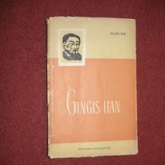 Ralph Fox - Gingis-han - Roman istoric