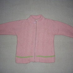 Pulover fetite 2-3 ani, Culoare: Roz, Fete