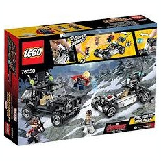 Vand Lego SuperHeroes 76030 Avengers Hydra Showdown, original, 220 piese, 6-12 ani
