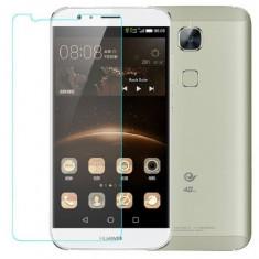 Folie HUAWEI Ascend G8 Transparenta - Folie de protectie Huawei, Lucioasa