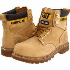 Caterpillar 2nd Shift Steel Toe | 100% originali, import SUA, 10 zile lucratoare - z12210 - Bocanci barbati