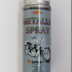 Spray vopsea Profesional CHAMPION Argintiu pentru JANTE 500ml - Vopsea auto