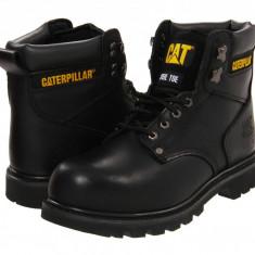 Caterpillar 2nd Shift Steel Toe   100% originali, import SUA, 10 zile lucratoare - z12210 - Ghete barbati