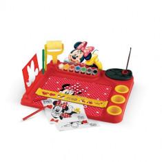 Set Artist Minnie Mouse - Jocuri arta si creatie Faro