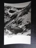 Aug15 - Vedere/ Carte postala - Muntii Retezat - Taul Tapului, Circulata, Printata