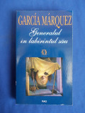 GABRIEL GARCIA MARQUEZ - GENERALUL IN LABIRINTUL SAU - RAO - 1996, Gabriel Garcia Marquez