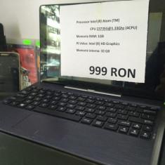 TABLETA ASUS T 100 TAF (LM1), 10.1 inch, 32 Gb, Wi-Fi, Windows 8