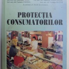 PROTECTIA CONSUMATORILOR de DUMITRU PATRICHE...CRISTINA BUCUR, 1998 - Carte Marketing