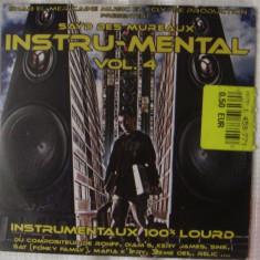 Instru-Mental - Vol.4 - Muzica Chillout, CD