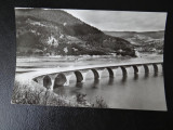 Aug15 - Vedere/ Carte postala -  Valea Bistritei, Circulata, Printata