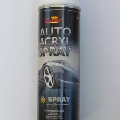 Spray vopsea Profesional CHAMPION NEGRU LUCIOS 500ml - Vopsea auto