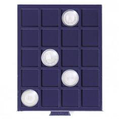 Cutia MBS Smart din PVC pentru 20 monede, max. diam. 41 mm