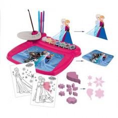 Trusa Artist Frozen - Jocuri arta si creatie Faro