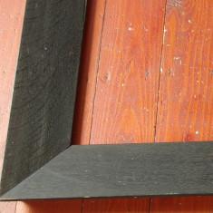 Deosebita Rama din lemn pentru tablou fotografii sau oglinda !!! - Rama Tablou, Decupaj: Dreptunghiular