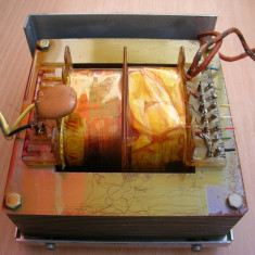 Transformator 40 V ( 2 x 20 V ) 280 W la pret final