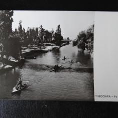 Aug15 - Vedere/ Carte postala - Timisoara - Pe Bega - Carte Postala Banat dupa 1918, Circulata, Printata