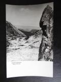 Aug15 - Vedere/ Carte postala - Muntii Retezat - Valea Pietrele, Circulata, Printata