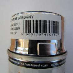 Spray vopsea Profesional CHAMPION CROM ARGINTIU 400ml - Vopsea auto