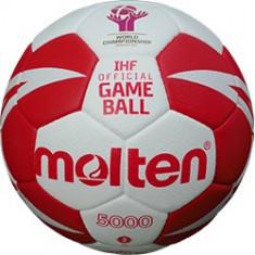Minge handbal Molten H2X5000 - oficiala Campionatul Mondial de Handbal Feminin