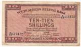 AFRICA DE SUD RESERVE BANK 10 Shillings 1941 F