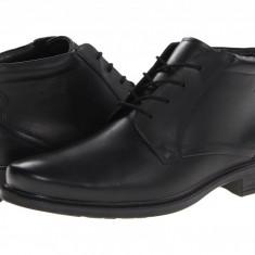 ECCO Dublin Plain Toe Tie Boot GTX | 100% originali, import SUA, 10 zile lucratoare - z12210 - Ghete barbati
