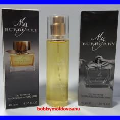 TESTER FIOLA DAMA BURBERRY MY BURBERRY 40ML - Parfum femeie Burberry, Altul