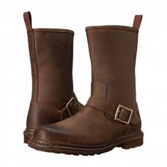 Ghete barbati Dr. Martens Falan Zip Rig Buckle Boot | Produs 100% original, import SUA, 10 zile lucratoare - z11911