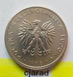 Moneda 20 Zloti - Polonia 1986 *cod 1765