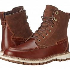 Ghete barbati Timberland Britton Hill Waterproof Moc Toe Boot | Produs 100% original, import SUA, 10 zile lucratoare - z11911