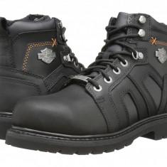 Ghete barbati Harley-Davidson Chad Steel Toe | Produs 100% original, import SUA, 10 zile lucratoare - z11911