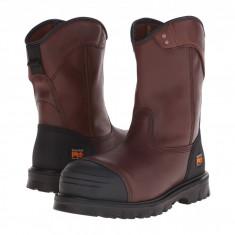 Ghete barbati Timberland PRO Caprock Alloy Safety Toe Wellington | Produs 100% original, import SUA, 10 zile lucratoare - z11911