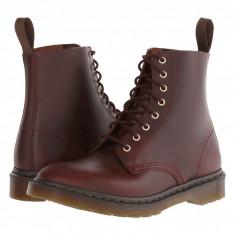 Dr. Martens Pascal 8-Eye Boot | 100% originali, import SUA, 10 zile lucratoare - z12210 - Ghete barbati