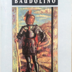 BAUDOLINO - Umberto Eco - Carte in italiana