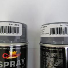 Spray vopsea Profesional CHAMPION RAL 7024 Gri Grafit 400ml - Vopsea auto