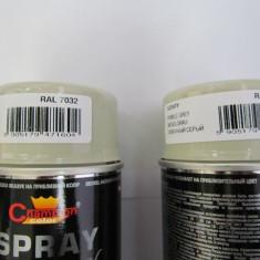 Spray vopsea Profesional CHAMPION RAL 7032 Gri 400mll - Vopsea auto