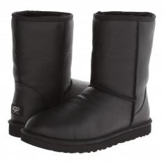Ghete barbati UGG Classic Short Leather | Produs 100% original, import SUA, 10 zile lucratoare - z11911