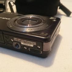 Aparat / camera Foto SONY DSC-W120 Black, impecabil, super bun - Aparate foto compacte