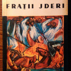 Mihail Sadoveanu - Fratii Jderi - *** - Roman istoric