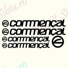 Set Bicicleta - Commencal - Model 2_Sticker_Bike_Cod:SET-046