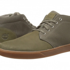 Timberland Groveton Leather and Fabric Chukka   100% originali, import SUA, 10 zile lucratoare - z12210 - Ghete barbati